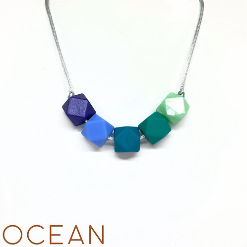 OCEAN Teething Necklace