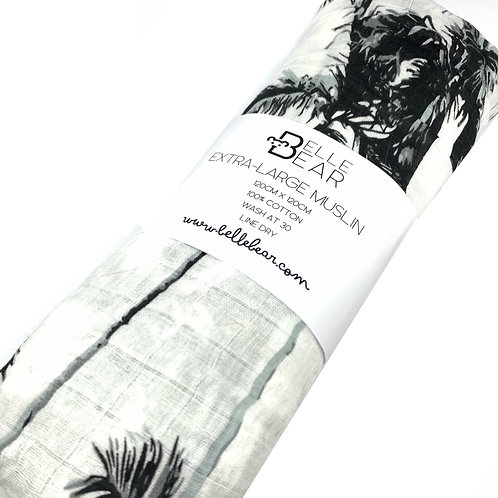 California Mono Extra-Large Muslin Swaddle