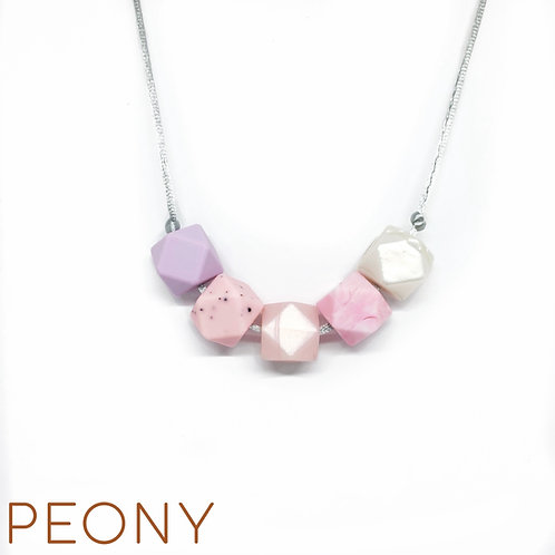 PEONY Teething Necklace