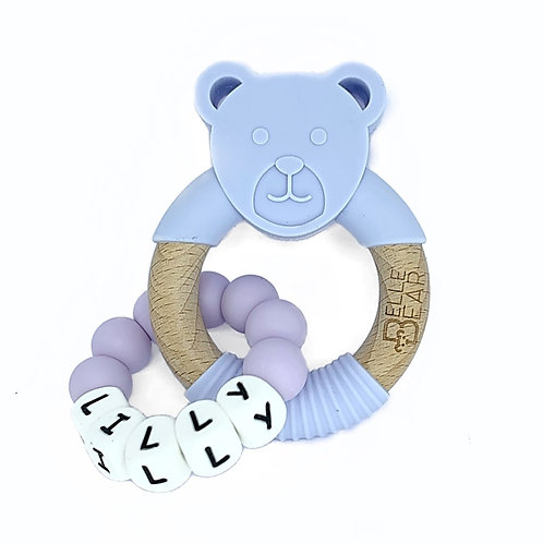 Bear 'For Me' Teether
