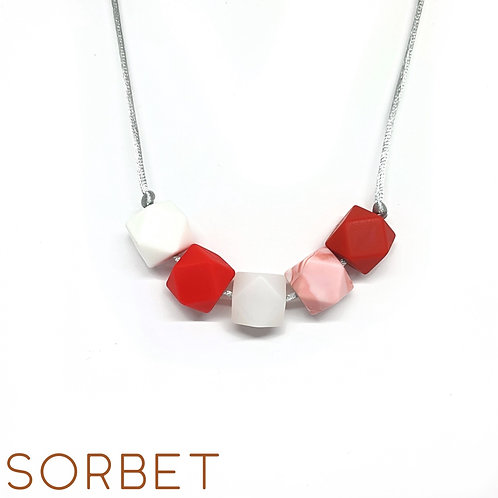 SORBET Teething Necklace