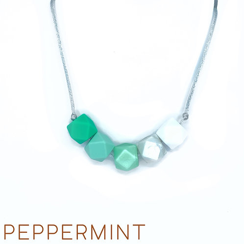PEPPERMINT Teething Necklace