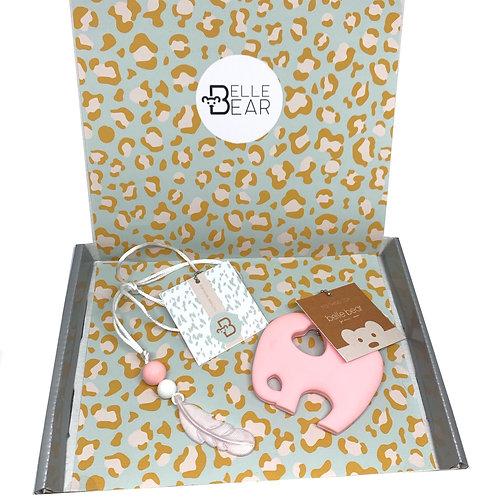 Mini & Mama Giftbox in Pink