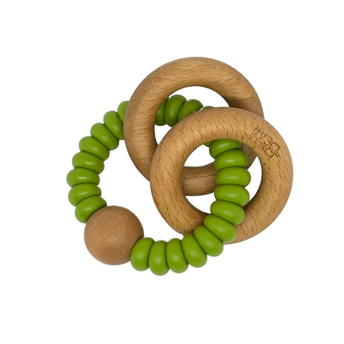 ATTICUS Teether KHAKI