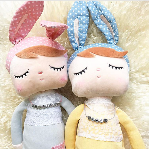 Personalised Bunny Doll