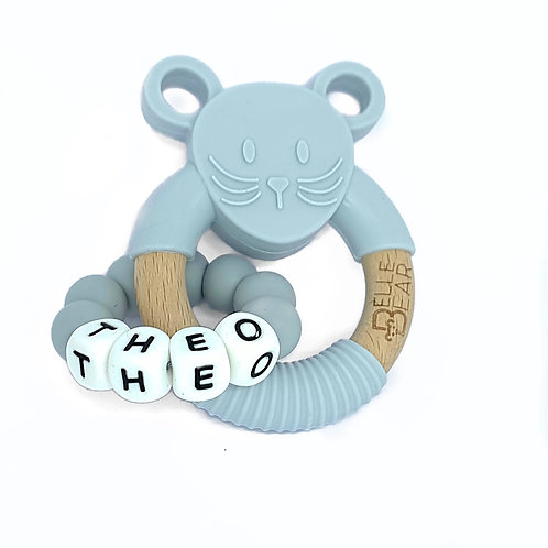 Mouse 'For Me' Teether