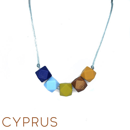 CYPRUS Teething Necklace