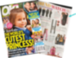 MyPhonePouch featured in OK! Magazine