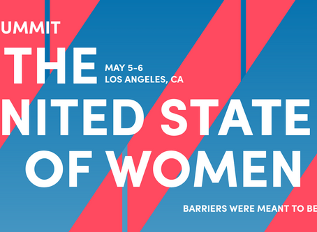 AAPI Women Lead Speak @ The United State of Women Conference