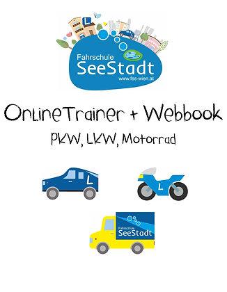 FSS OnlineTrainer + 1 Webbook (Klasse A, B oder C)
