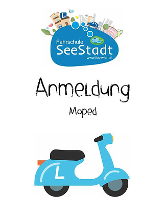 FSS Anmeldung Moped