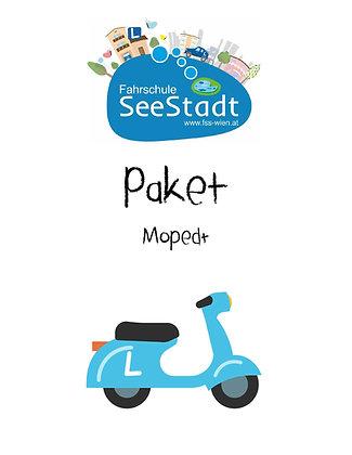 FSS Geschenkkarte Moped+zum Geburtstag