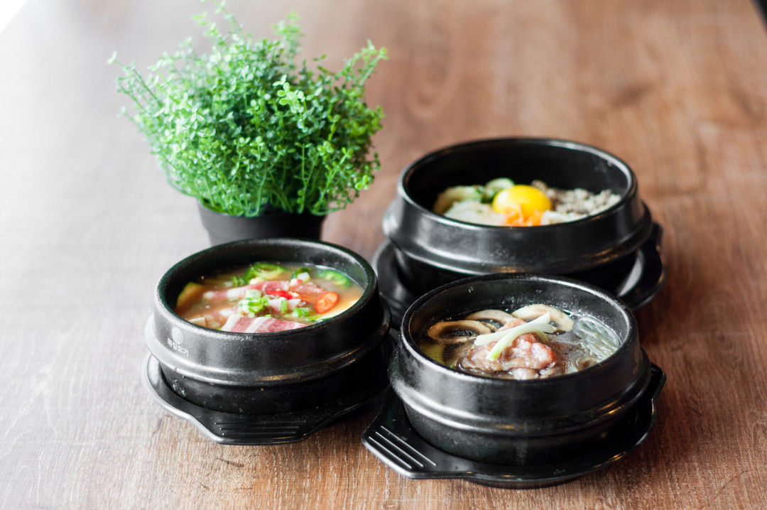 Korean Hot Pots