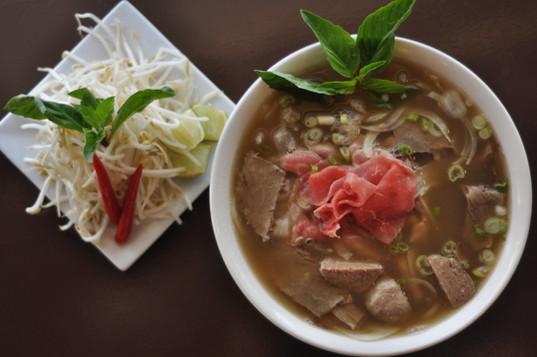 Special Beef Noodle Soup