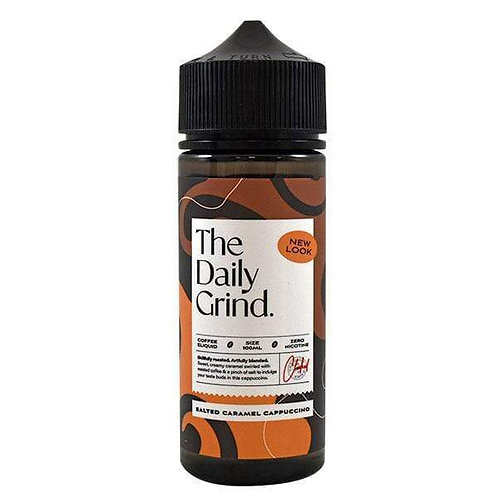 The Daily Grind Salted Caramel Cappuccino 100ML