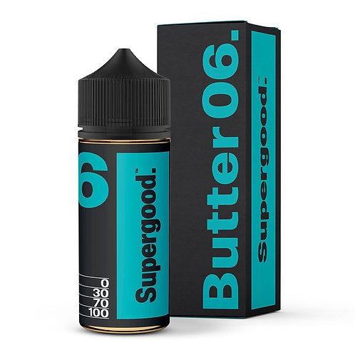 Supergood - Butter 06 E-Liquid (100ml Short Fill)