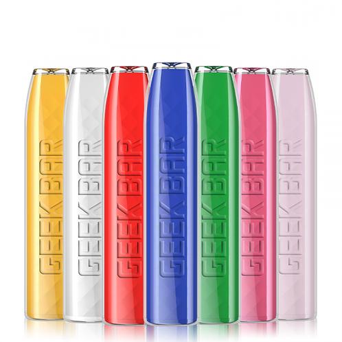 Geek bar Disposable Pod Device by Geekvape 20mg Salt