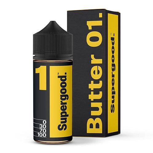 Supergood - Butter 01 E-Liquid (100ml Short Fill)
