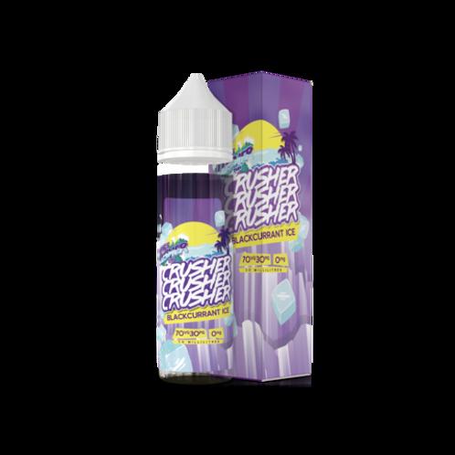 Crusher - Blackcurrant Ice - 50ml Shortfill - 0mg