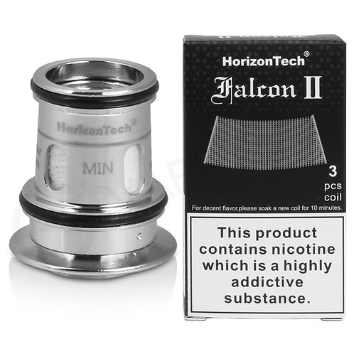 Falcon 2 Sector Mesh Coils HorizonTech Pack of 3