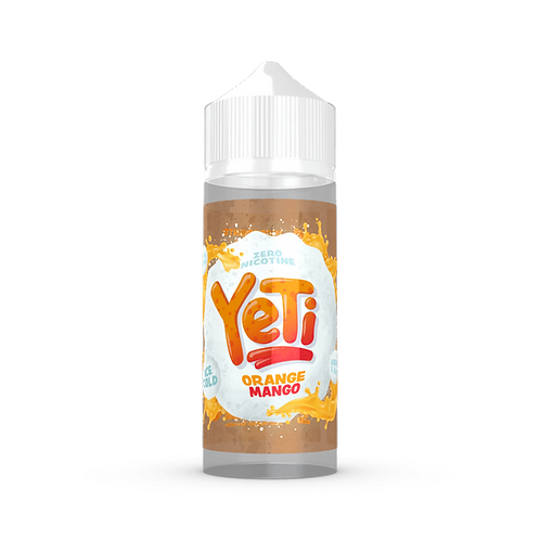 Yeti E-Liquids - Orange Mango (100ML)