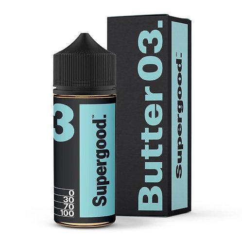 Supergood - Butter 03 E-Liquid (100ml Short Fill)