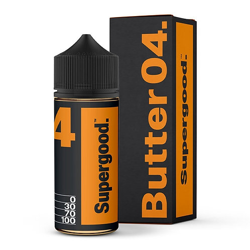 Supergood - Butter 04 E-Liquid (100ml Short Fill)