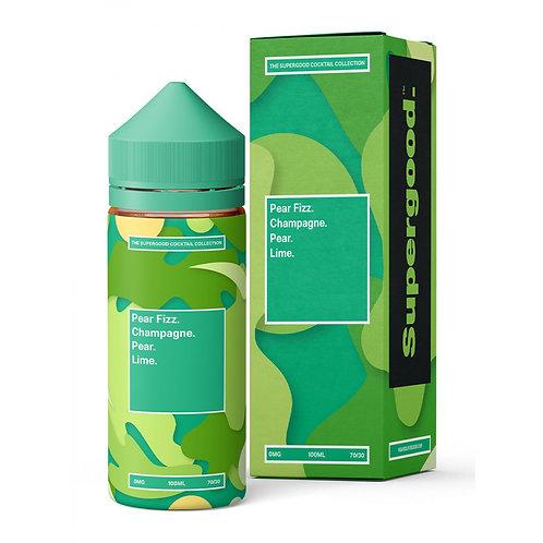 Supergood - Pear Fizz E-Liquid (100ml Short Fill)