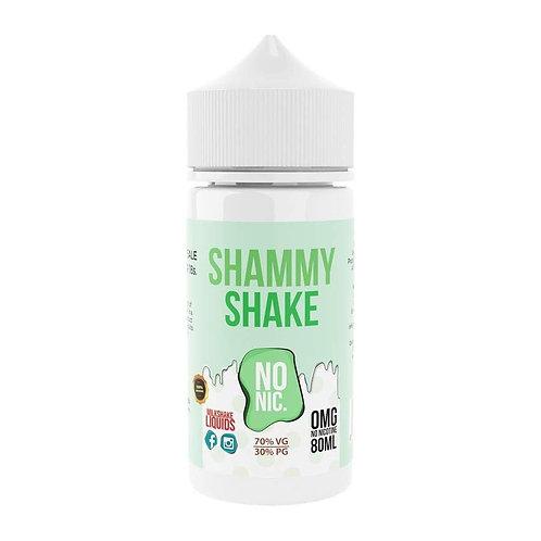 MILKSHAKE LIQUID - SHAMMY SHAKE 0MG 80ML SHORTFILL