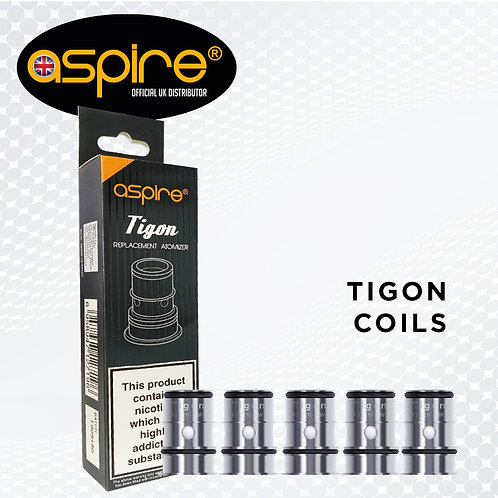 Aspire Tigon Coils.