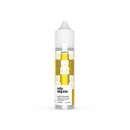White Gummy by Only Eliquids - 50ml