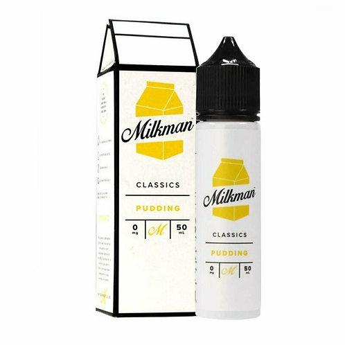 THE MILKMAN – PUDDING 50ML | 0MG