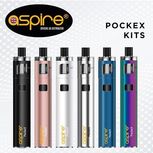Aspire PockeX Kit - All in one.