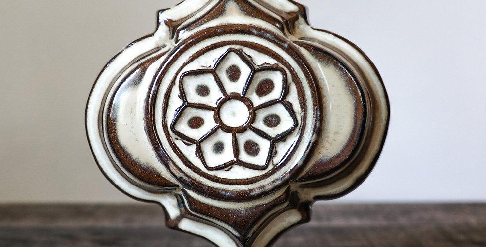 55: Quatrefoil Wall Vase-Rose Window