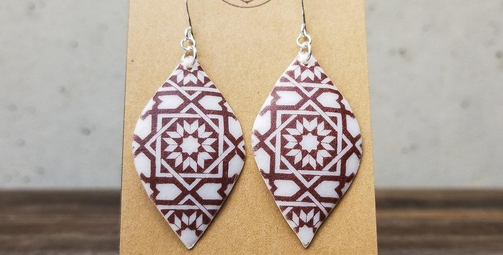 Ivory Seed Earrings