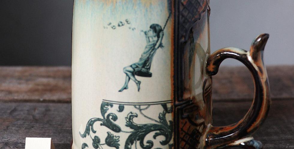 Mug 88: Dreamer and Leap of Faith
