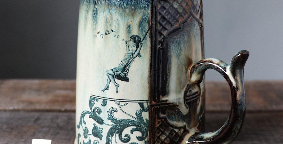 Mug 61: Herons and Dreamer