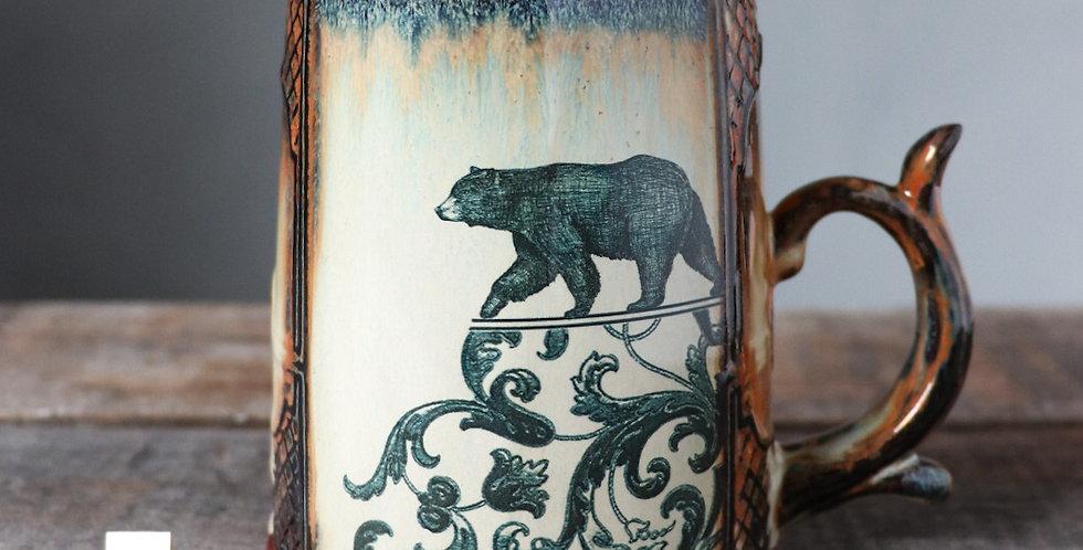 Mug 16: Bear and Leap Faith