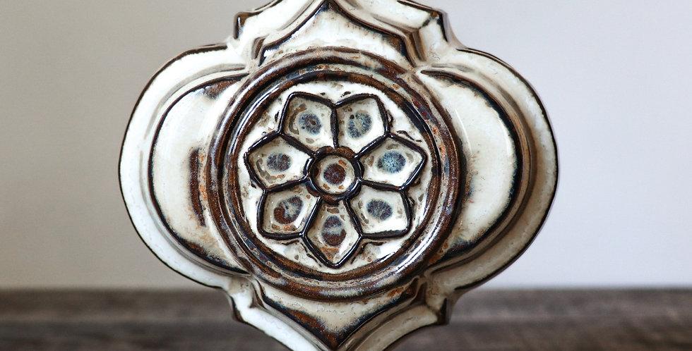 53: Quatrefoil Wall Vase-Rose Window