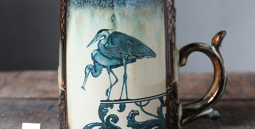Mug 38: Herons and Dreamer