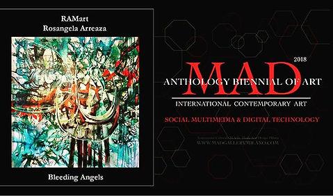 Milano Art Expo with Rosangela Arreaza