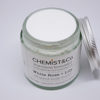 White Rose + Lily 120ml