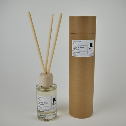 Tobacco + Oak 100ml