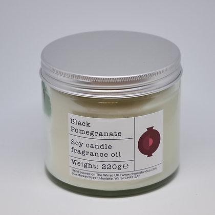 Black Pomegranate 220g