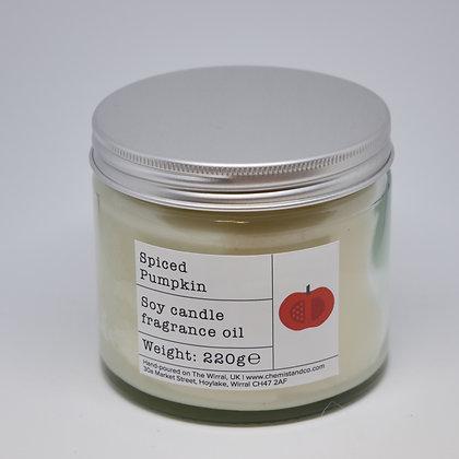 Spiced Pumpkin 220g