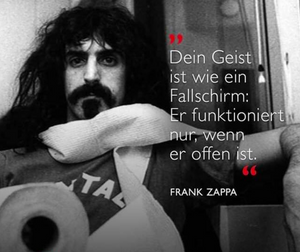 Zappa Geist