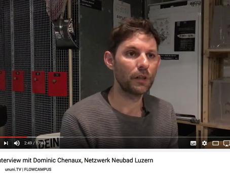 Interview mit Dominic Chenaux vom Netzwerk Neubad in Luzern