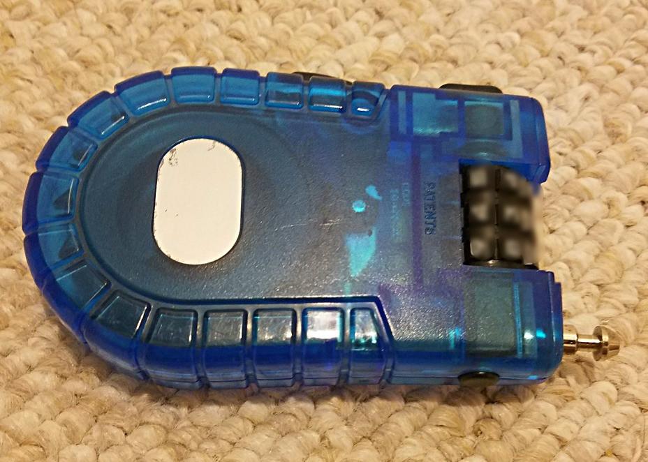 Traveleidoscope:  Ski lock