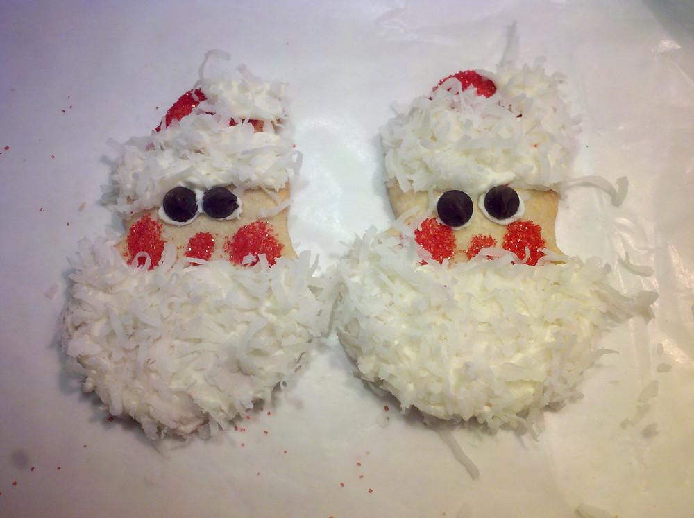 Traveleidoscope:  Santa Cookies