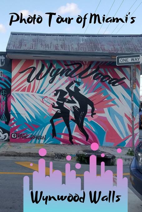 Photo Tour of Miami's Wynwood Walls